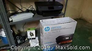 HP Envy Printer And More