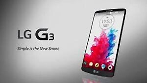 LG3 Cell Phone - NEWEST CONDITION