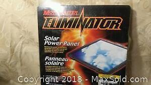 Solar Power Panel (new)