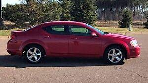 PPU- Tues (Mitch)-  2013 Dodge Avenger Sedan SXT with SUNROOF