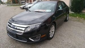 2010 Ford Fusion SEL - Loaded - AWD - Leather - Sunroof