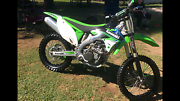 Kawasaki KX450F 2011 Calderwood Shellharbour Area Preview