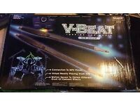 V beat air drum set
