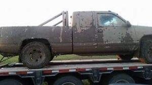 93 Chevy mud truck