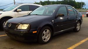 2001 Volkswagen Jetta GLS TDi  MK4 automatic 100% Original