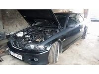 Bmw E46 325 M54 Engine For sale( Quick Sale Needed)