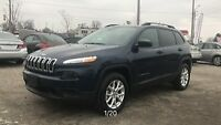 2018 Jeep Cherokee ALLOY'S / 4X4 / HTD SEATS / NO ACCIDENTS Cambridge Kitchener Area Preview