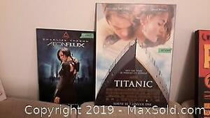 Titanic Movie Poster Art, And More A