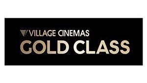 1 x Village Cinemas Gold Class Vouchers Southbank Melbourne City Preview