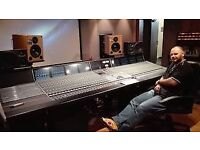 Mix and Masters engineer available