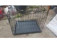 Medium folding cage