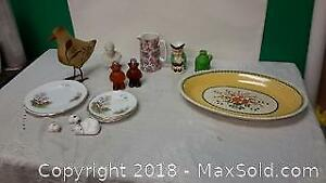 Marina Chintz, Titan Ware & Other Vintage Items
