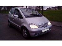 02 Reg -- Mercedes-Benz -- Manual -- 3 MONTHS MOT (SWAP OR PX)