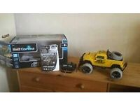 Remote control car just a little use likely new still in the box £18