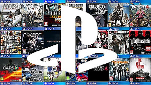Ps4 video games for sale works perfectly in good condition with