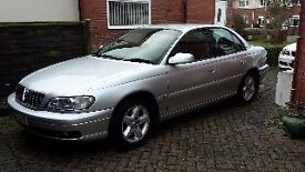 Vauxhall Omega 2.2i 16v CD 4-door auto