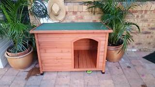 BRAND NEW Wooden Dog Kennel Nelson Bay Port Stephens Area Preview