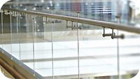 interior and exterior railings and brackets