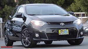 2014 Toyota Corolla Sport - Leather