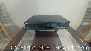 Technics cd player slpg300