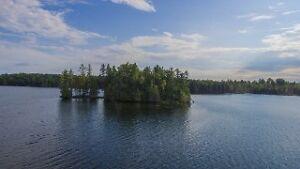 Thanet Lake Island