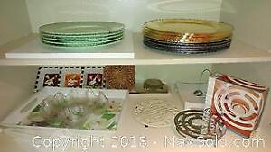 Charger Plates, Trivets, Warmers and More