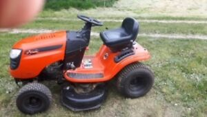 Riding Lawn Tractor