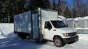 2002 Ford E-450 foul Camionnette