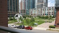 Trendy Liberty Village Condo with Park view