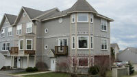 Waterview Townhouse Minute Walk from Kennebecasis Yacht Club!