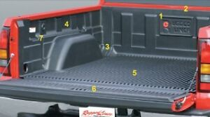 Brand New Plastic Bed Liners For Your Pickup Truck Box Liner