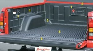 Brand New Plastic Bed Liners For Your Pickup Truck Box Liner -