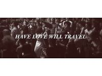 Have Love will Travel // 60's, Rock 'n' Roll // Free Entry