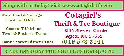 COTAGIRL'S THRIFT AND TEE BOUTIQUE