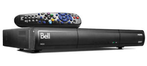 Bell TV Satellite Receivers