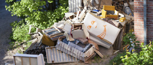 Junk / Garbage removal buildings clean outs