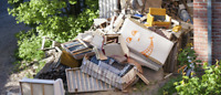 Junk / Garbage removal building  clean outs