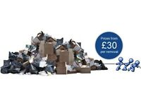 The cheapest same day rubbish removal in Greater Manchester, all types of rubbish removed same day