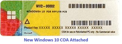 "hp or Dell Desktop PC Dual Core 4GB 250GB HDD 19"" LCD Monitor WiFi Windows 10"