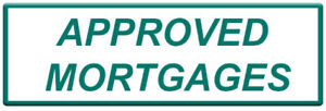 First, Second Mortgages, Renewals and Refinancing – APPROVED!!!