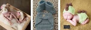 baby sweaters dresses coats hats boots hair accessories diaper c Kingston Kingston Area image 5