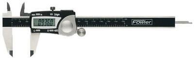 Fowler 54-100-000-2 Electronic Calipers 0-6150mm Range .00050.01mm
