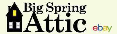 Big Spring Attic