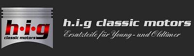 h.i.g classic motors