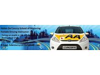 Helen De'Courcy Driving Instructor - AA Franchise