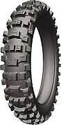 Michelin AC10 road legal REAR motocross/ enduro tyre new 120/90 x18