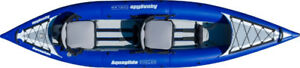Aquaglide Inflatable Kayak -almost new