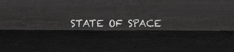 STATE OF SPACE
