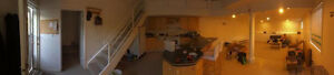 Loft bedroom apartment only 7kms from Drayton Valley