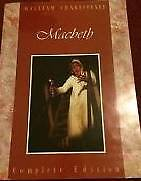 MACBETH Willaim Shakespeare complete edition Melbourne Region Preview